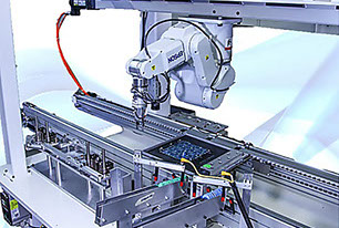 Robotic machinery engineering, design, development and programming